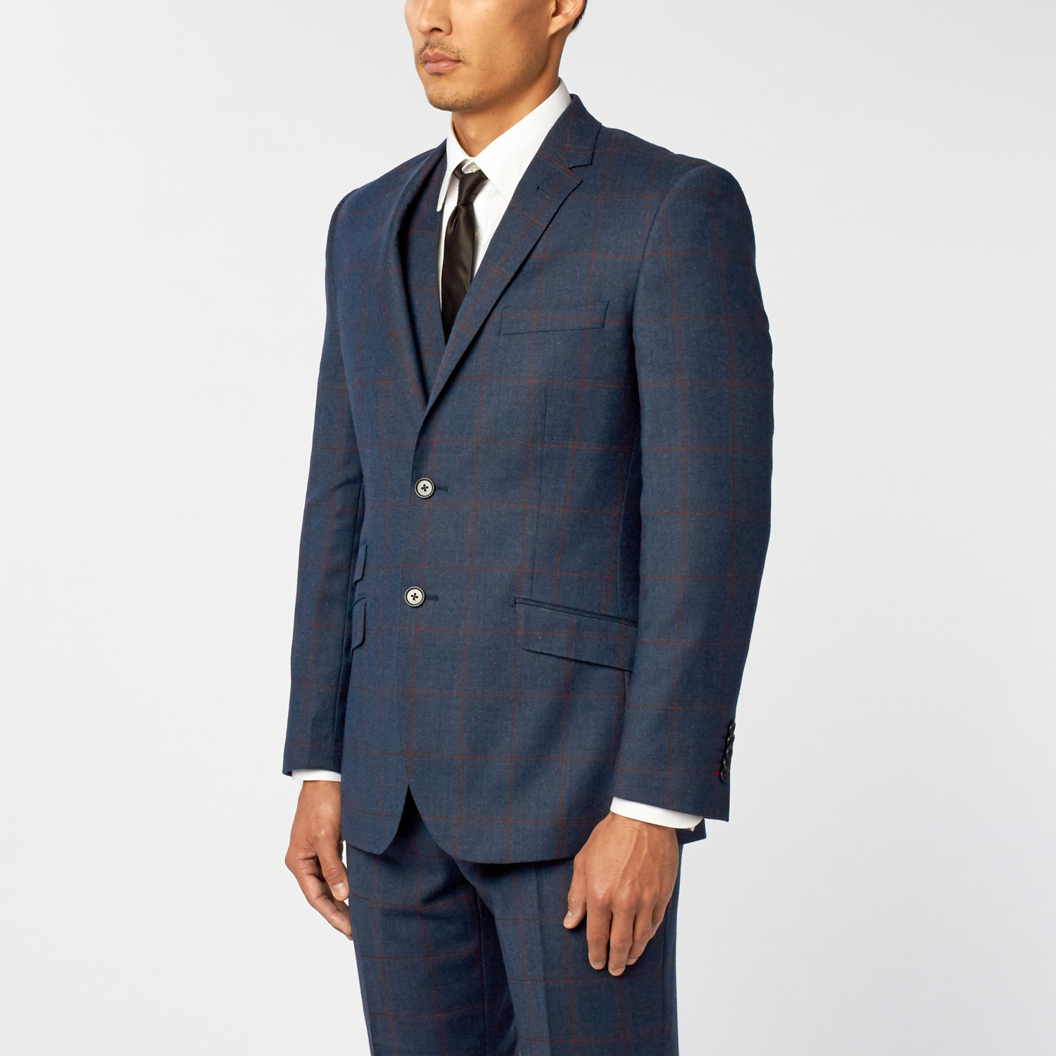 Piece suit blue us 48r fashion clearance touch of modern