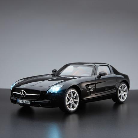 Bluetooth Mercedes-Benz SLS AMG