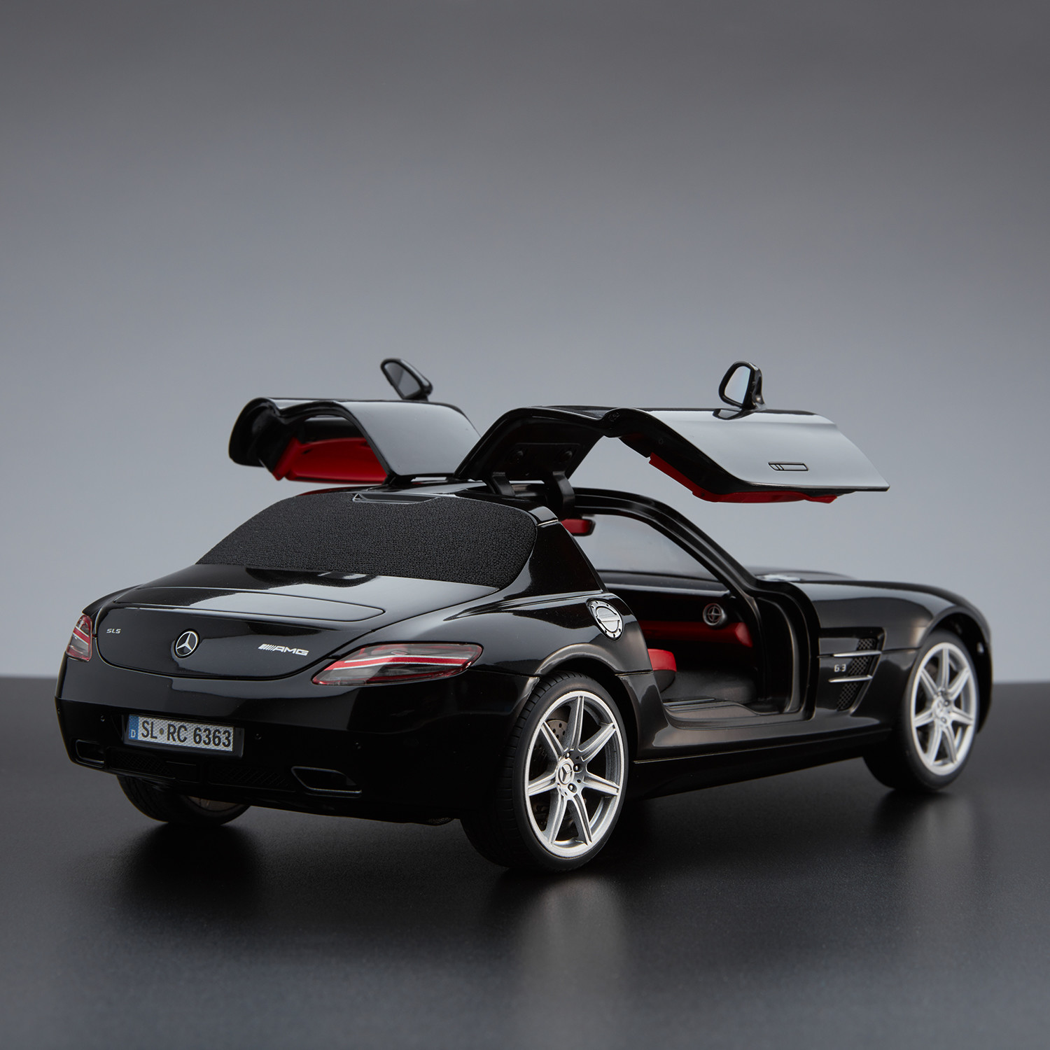 bluetooth mercedes benz sls amg silverlit touch of modern