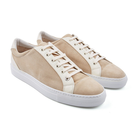 Alpha Leather Low-Top // Putty (Euro: 42)