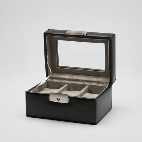 Luxury Watch Box Display Case // 3 Slots