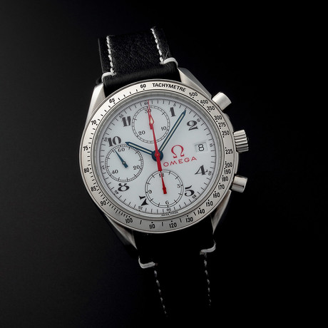 OMEGA // SPEEDMASTER DATE CHRONOGRAPH AUTOMATIC // SPECIAL EDITION // 38132 // C.2000'S // PRE-OWNED