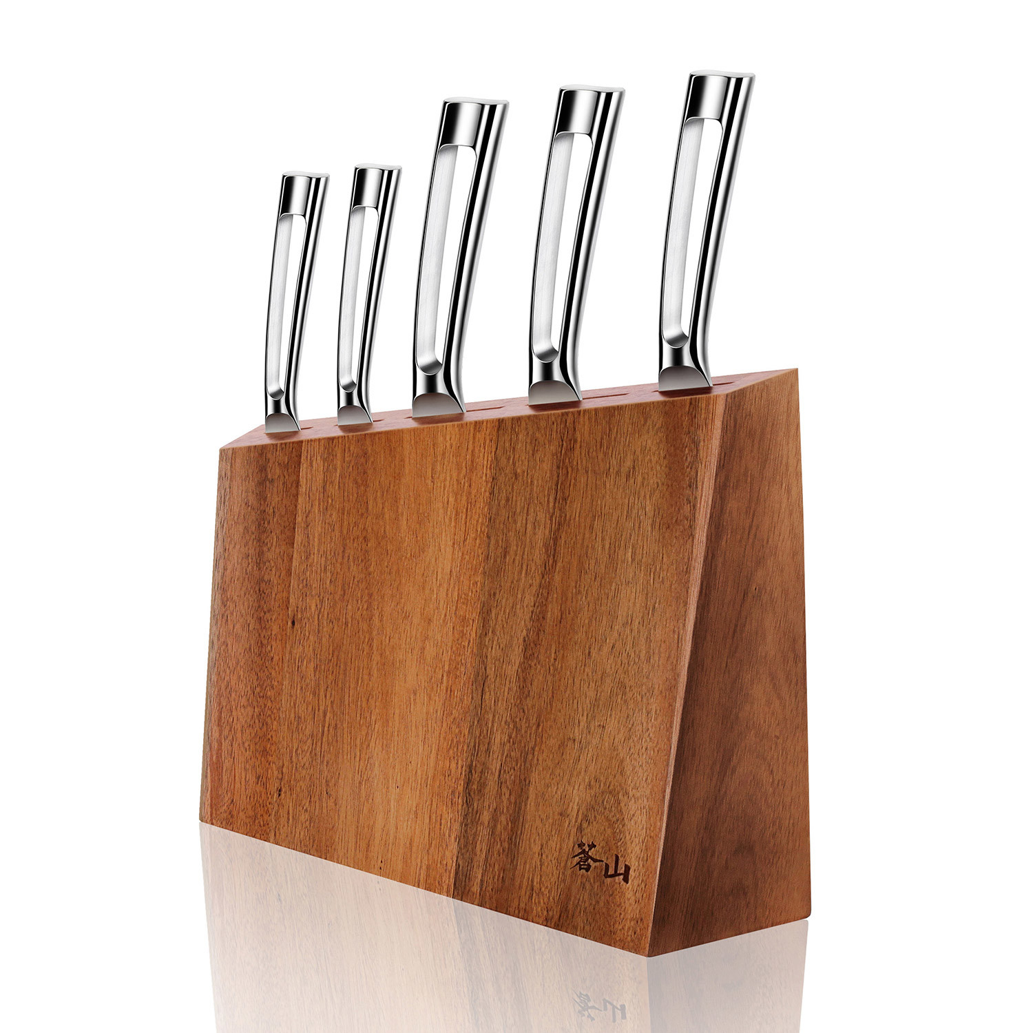 N1 Series 6 Piece Knife Block Set