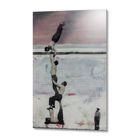 The Big Escape // Aluminum Print