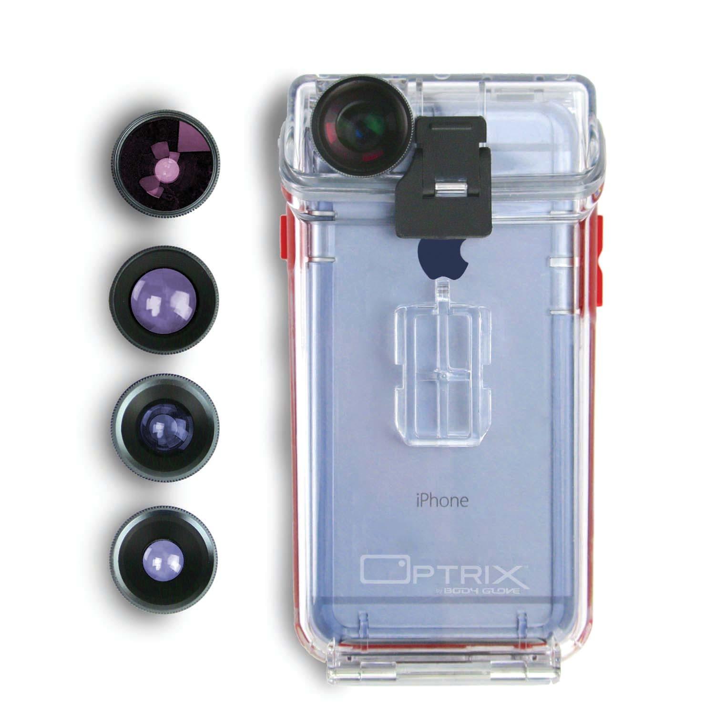 hot sale online ebc93 d7391 Optrix Body Glove Kit // iPhone 6/6s (2 Lens Kit) - Optrix - Touch ...