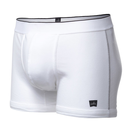Lowe Trunks // White (S)
