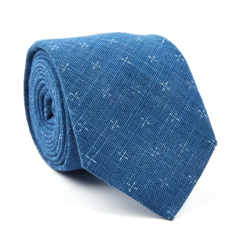 Shin Tie // Blue