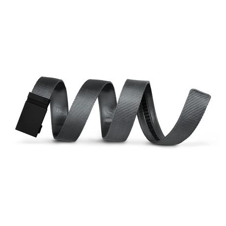 Mission Belt // Tactical Nylon Belt // Grey