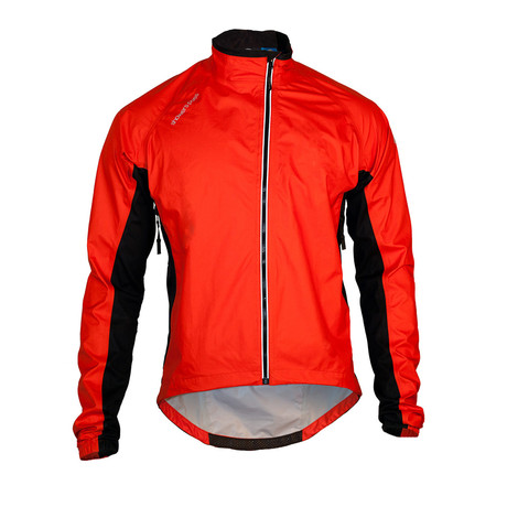 Spring Classic Jacket // Cayenne Red (S)