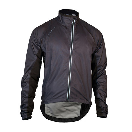 Spring Classic Jacket // Black (S)
