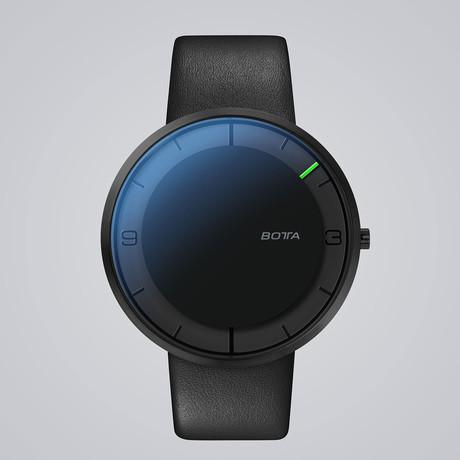 Botta Design NOVA+ All Black Quartz // AB759010