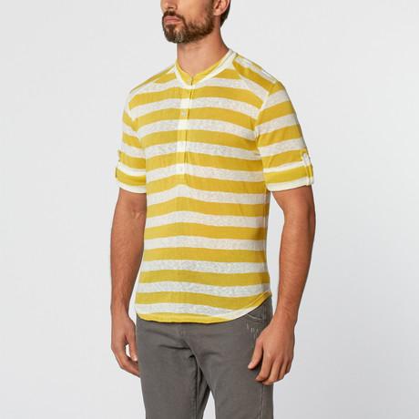 Piandre // Parker Shirt // Citron (M)
