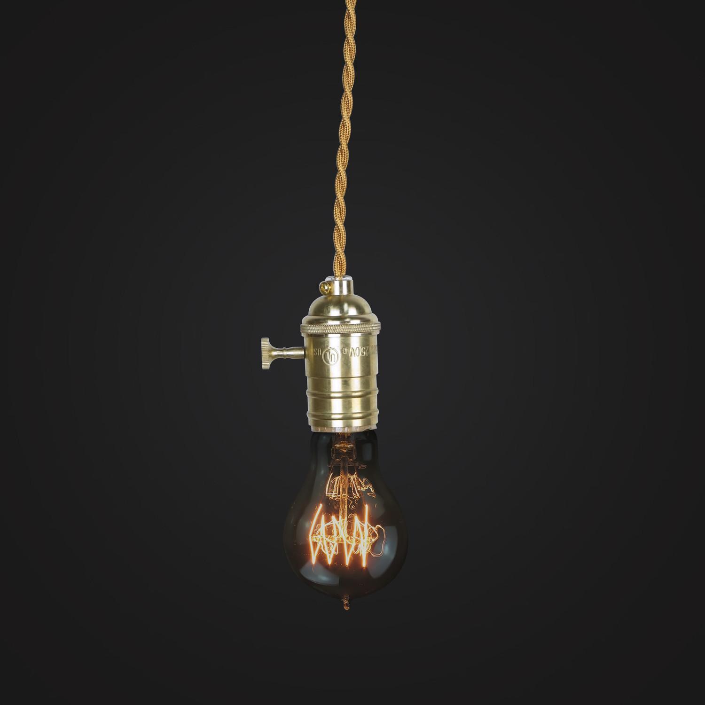 Pasi black rope light with shade touch of modern pasi black rope aloadofball Choice Image