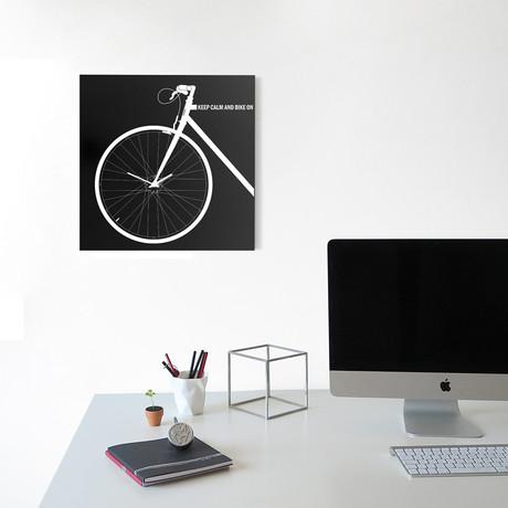 Bike Clock (Black)