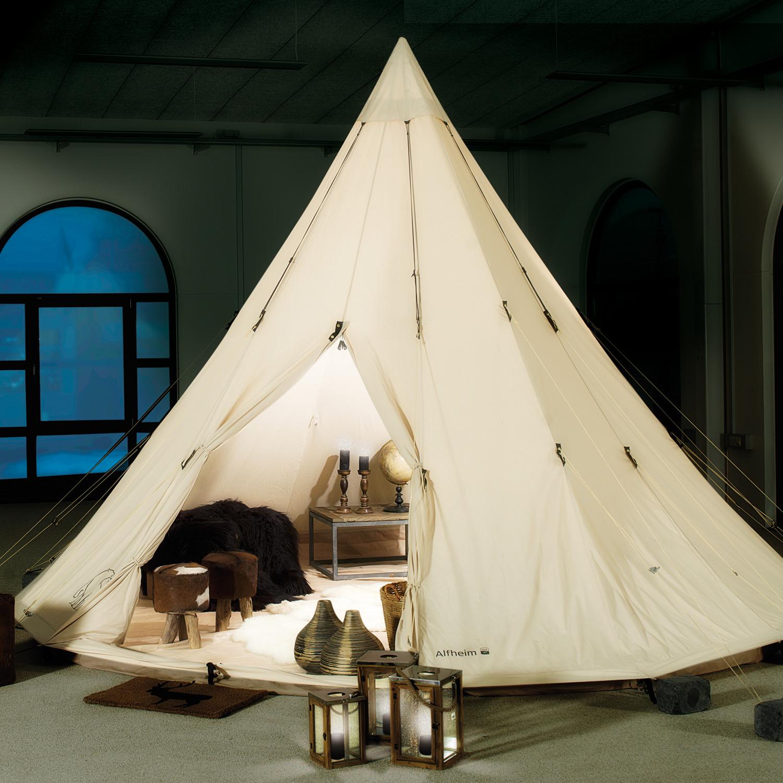 Alfheim 19.6 // Organic Cotton Tent & Alfheim 19.6 // Organic Cotton Tent - Nordisk - Touch of Modern