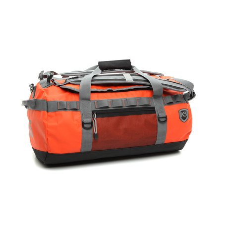Excursion Duffle // 40 Liter // Orange