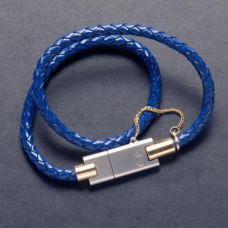 BOLT by Charles Darius (Marine Blue)