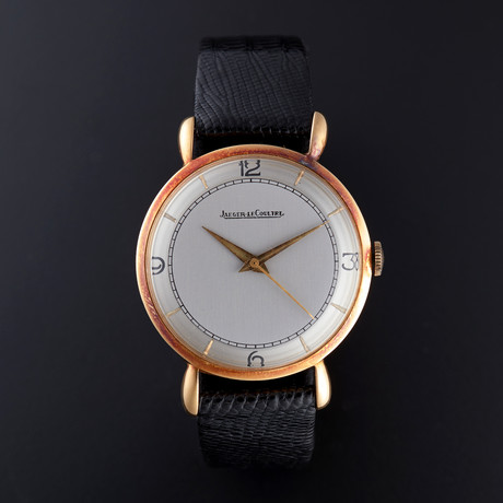 Jaeger-LeCoultre Vintage Manual Wind // Pre-Owned