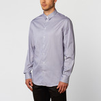 Classic Long-Sleeve Dress Shirt // Striped (US: 15R)