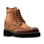 Wisconsin Boots // Cognac (US: 8.5)