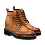 Wisconsin Boots // Cognac (US: 8)