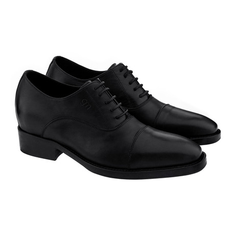 Bond Street Cap-Toe Oxford // Black (US: 7)