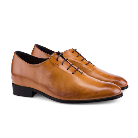Doha Plain Toe Oxford // Cognac (US: 7)