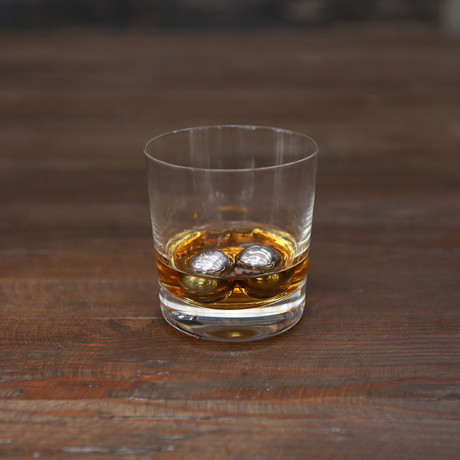 Balls of Steel Whiskey Chiller