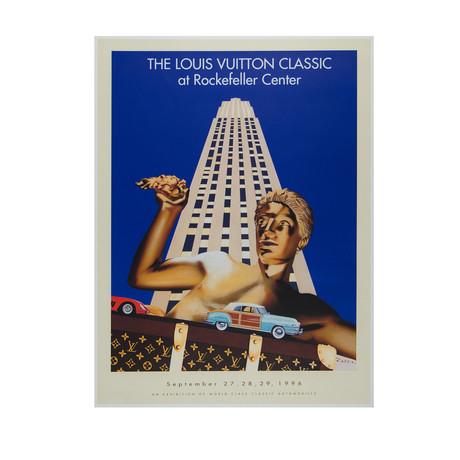 Classic Concours d'Elegance // Rockefeller Center // 1996