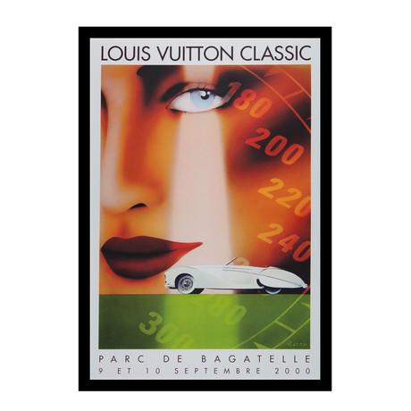 The Louis Vuitton Classic at Parc De Bagatelle (Unframed)