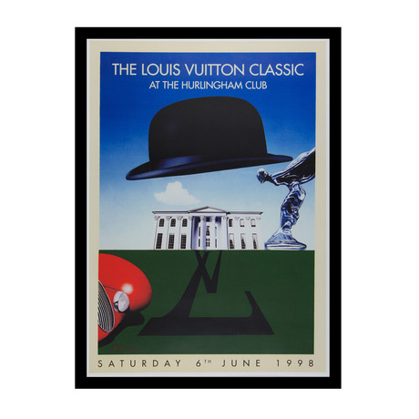 The Louis Vuitton Classic At The Hurlingham Club // 1998 (Unframed)