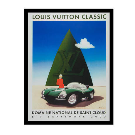 Concours d'Elegance Jaguar XKSS // 2003 (Unframed)