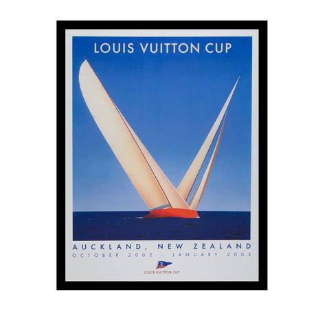 Louis Vuitton Cup Auckland // 2002 (Unframed)