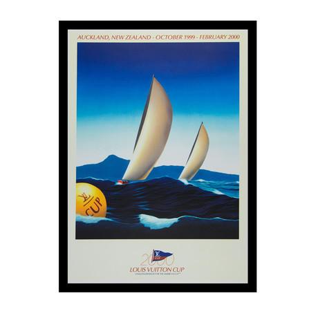 Louis Vuitton Cup Auckland // 1999 (Unframed)