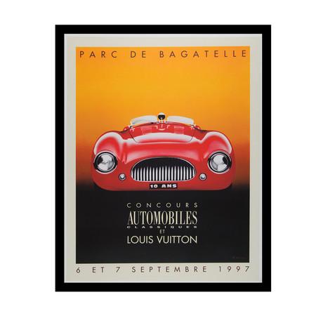 Parc de Bagatelle Concours Automobiles Classique et Louis Vuitton // 1997 (Unframed)