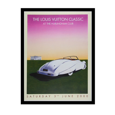 The Louis Vuitton Classic At The Hurlingham Club // 2000 (Unframed)