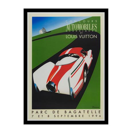 Concours Automobiles Classique et Louis Vuitton Parc de Bagatelle // 1996 (Unframed)