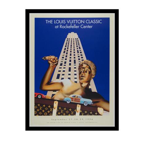 Classic Concours d'Elegance // Rockefeller Center // 1996 (Unframed)