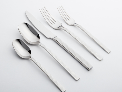 Photo of Argent Orfevres Timeless Cutlery Epigram // 5 Piece Set // Mirror by Touch Of Modern