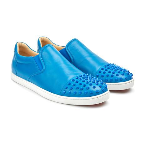 Spikes Nazapunta Flat // Light Blue (Euro: 45)