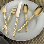 Epigram // 5 Piece Set // Gold