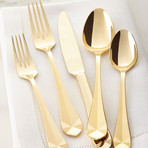 Belvoir Gold // 5 Piece Set