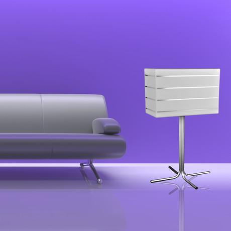 Bellagio Color-Changing Floor Lamp