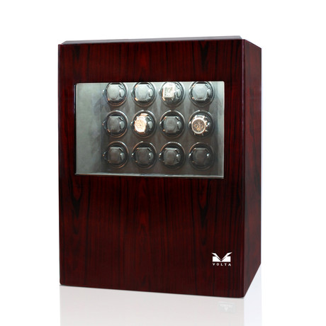 12-Watch Winder + Rise Function