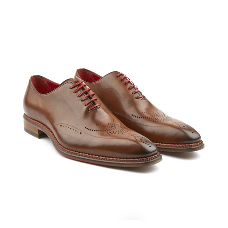 Interuola Estivo Medallion Oxford // Red