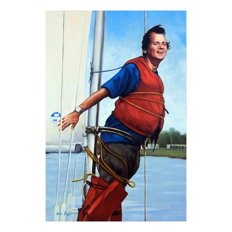 """I'm Sailing! (15""""W x 22""""H)"""