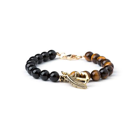 Gold Tigereye Onyx Journey