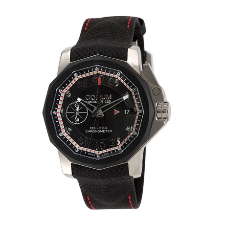 Corum Admiral's Cup Seafender 44 Centro Chronograph Automatic // 961-101-04-F231-AN14 // New