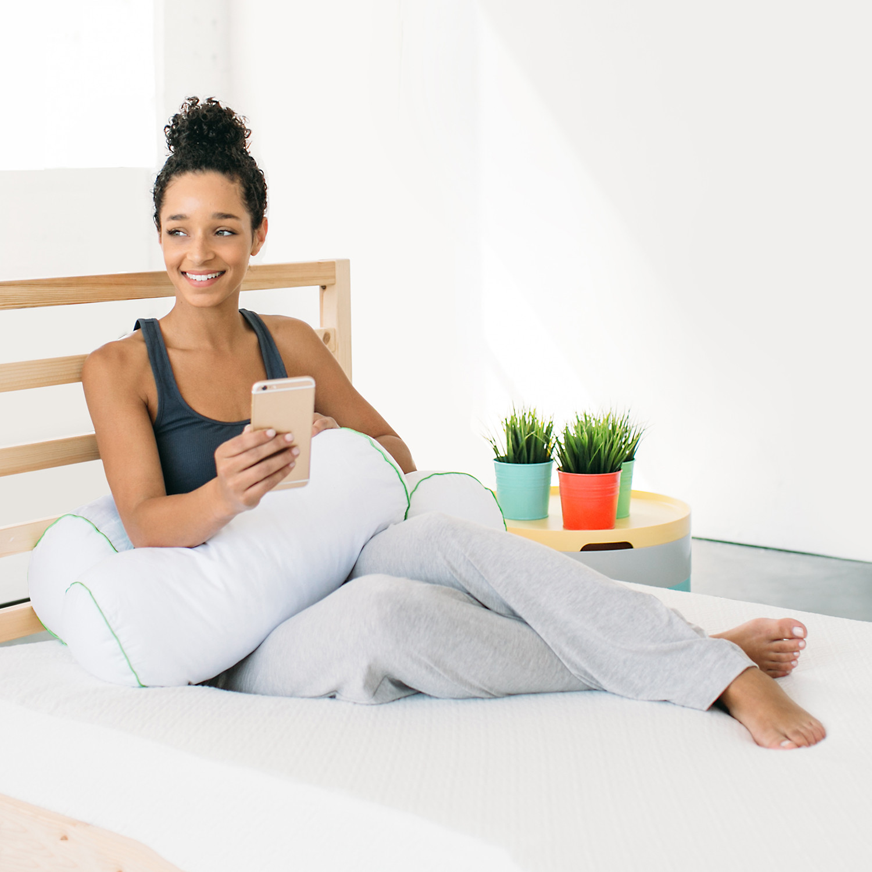 sit sleep 2 piece combo sleep yoga touch of modern. Black Bedroom Furniture Sets. Home Design Ideas