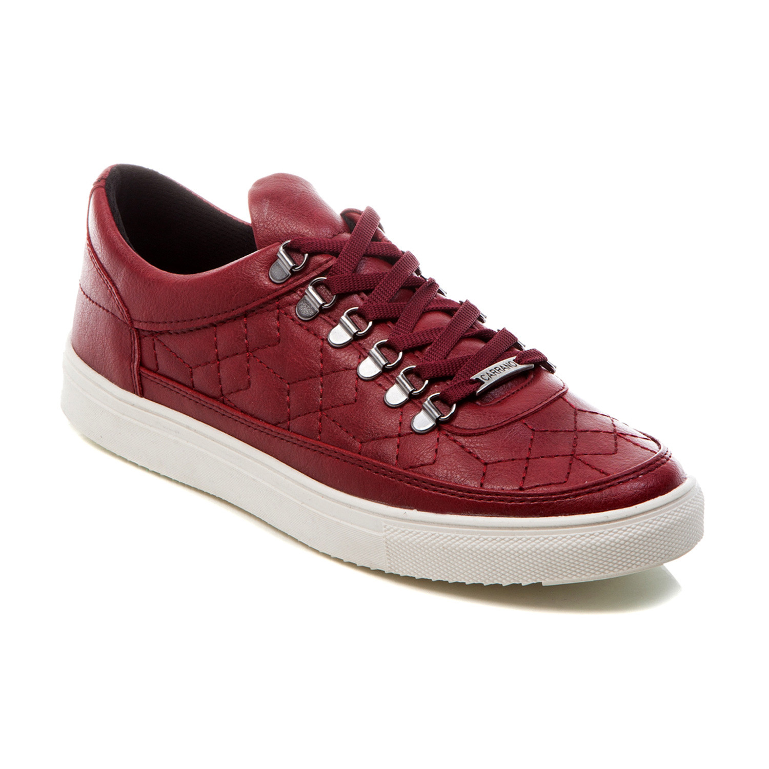 Casual sneaker bordeaux white euro 40 jag club for Discotheque a bordeaux